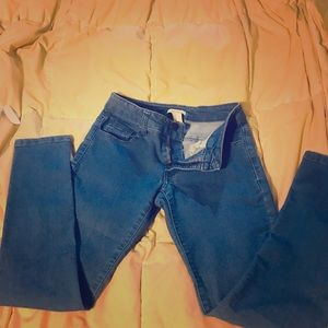 Pants - Forever 21 skinny jeans